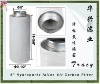 """6"""" Flange Carbon Filter for Hydroponics growing"""