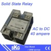 40A AC to DC Solid State Relay