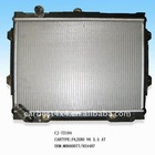 AUTO RADIATOR FOR PAJERO V6 3.5 AT