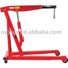 3 ton hydraulic foldable shop crane,construction machinery