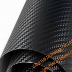 1.52*30M 3D carbon fiber vinyl sticker without air free bubble