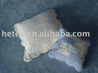 100% cotton Fabric and Hollow cotton original back cushion/pillow