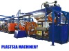 Truck tire building machine