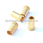 High precision cnc brass parts