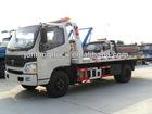 Dongfeng Flat Bed wrecker truck
