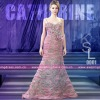 Catherine Fashion Evening Dress 2012 0001