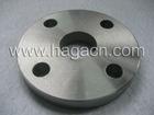 JIS standard SUS 304 flat welding flange
