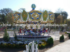 carousel/merry go round/amusement park equipment