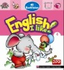 Electronic English Book for Preschool Kids