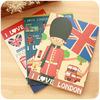 Promotion hard cover paper notebook