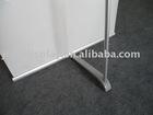 Yanghe retractable aluminum silver L Banner