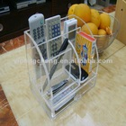 Acrylic Multi-function Holder for Hotel Supply