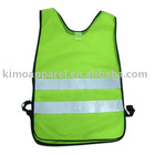 Mesh Safety Vest (side-open)