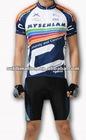 Team cycling wear sublimation printing sportswear