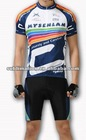 Team cycling wear sublimation printing sportswear