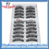 New 10 Pairs Lengthening Black False Eyelashes