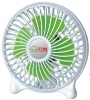 4 inch plastic usb fan -------4A9