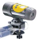 1.2 inch LCD waterproof sport video cam