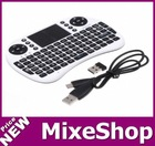 2.4G Rii Mini i8 Wireless Keyboard with Touchpad for PC Pad Google Andriod TV Box Xbox360 PS3 HTPC/IPTV