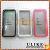 For iPhone 5 Bumper with metal button