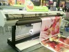 Eco solvent printer, 1.8m max. printing width
