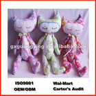 lovely moon doll cloth stuffed toy