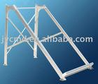 solar aluminium frame