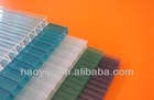 GWX factory low price clear polycarbonate hollow sheet