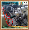 PE plastic pipe machine