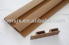 wooden plastic wallboard