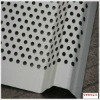 Round or square Hole Punched Perforated Metal Factory