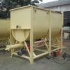 big capacity horizontal type mixer
