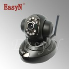EasyN 186P Economical H.264 IP network Camera IR 10m Wireless Wifi 32G SD card alarm snapshot