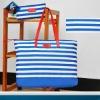 2012 New Desgin Stripe Beach Bag