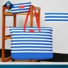 2012 New Desgin Stripe Beach Bag