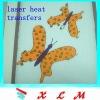 garment heat transfer printing label