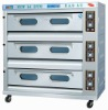 3 tier 9 tray Gas Oven YXR81C