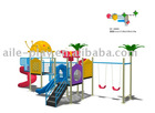 Colored Plastic Playground ON-18009
