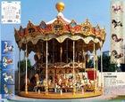 merry-go-round, carousel