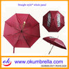2013 new style straight umbrella manufacturer