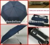 3fold auto open&closed newest safety umbrella