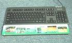 promotion printing keyboard wrist pad