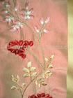 taffeta embroidery silk fabric-155