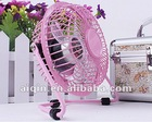 2012 summer hot sale USB mini plastics fan