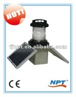 led solar navigation light all round light for barge