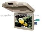 11 inch flip down / roof mount car TFT LCD monitor