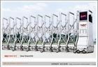 automatic retractable gates