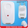 Travel power adapter for iphone,ipod