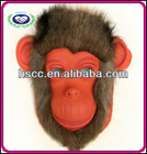Hotsale newest wholesaler EVA animal Monkey Mask