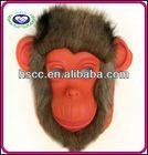 Hotsale newest wholesaler EVA animal Monkey Mask